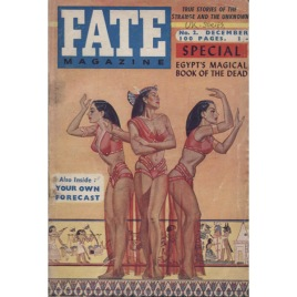 Fate Magazine UK (1954-1963)