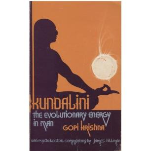 Krishna, Gopi: Kundalini: the evolutionary energy in man - Acceptable, spots