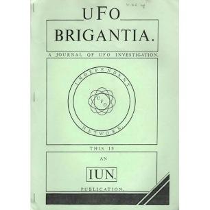 UFO Brigantia (1987-1992) - No 28 - Nov/Dec 1987