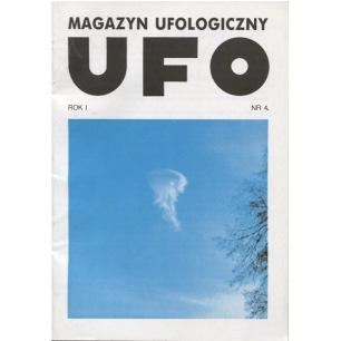 UFO Magazyn Ufologiczny (1990-1998) - Nr 04