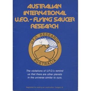 Australian International UFO Flying Saucer Research (1978-2005) - 1979 No 04