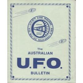 Australian UFO Bulletin (1987-1990)