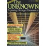 Unknown, The (1985-1988) - 1985 July - First issue