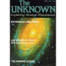 Unknown, The (1985-1988) - 1987 April