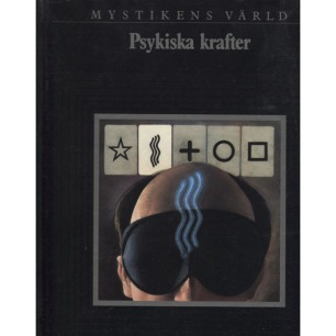 Lademann: Psykiska krafter. [Mystikens värld]. [Orig.: Psychic voyages. Series: Mysteries of the unknown. Time-Life Books]. - Very good, underlines, some notes