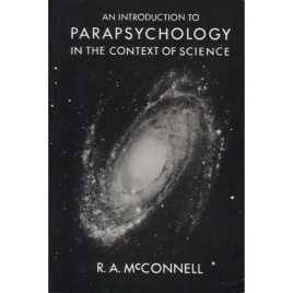 McConnell, R. A.: An introduction to parapsychology in the context of science(Sc)