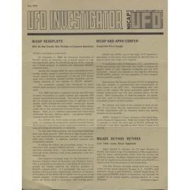 U.F.O Investigator (1970-1972)