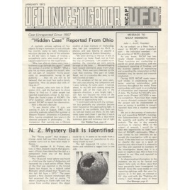 U.F.O. Investigator (1973-1976)