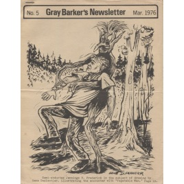 Gray Barker's Newsletter (1976-1984)