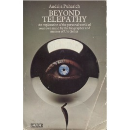 Puharich, Andrija: Beyond telepathy / with an introduction by Ira Einhorn (Sc)