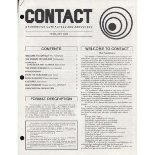 Contact (1989) - 1989 Feb