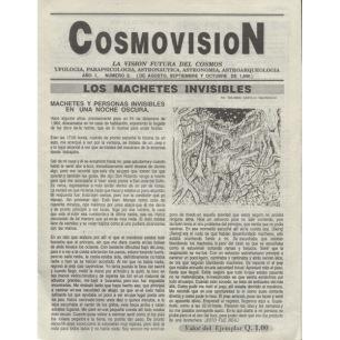 Cosmovision (1996-1999) - 1996 Vol 1 No 2