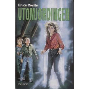 Coville, Bruce: Utomjordingen [orig: My teacher is an alien] - Good