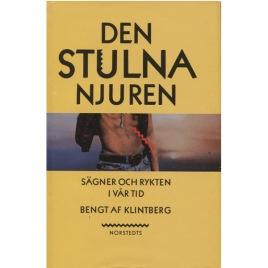 Klintberg, Bengt af: Den stulna njuren. Sägner och rykten i vår tid