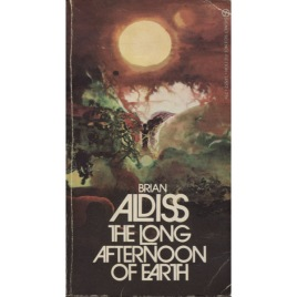 Aldiss, Brian W: The long afternoon of Earth (Pb)