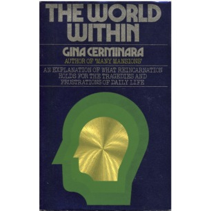 Cerminara, Gina: The world within - Very good with jacket