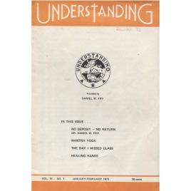 Understanding (1973-1974)