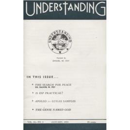 Understanding (1970-1972)