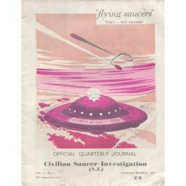 Flying Saucers (1957, N.Z.)