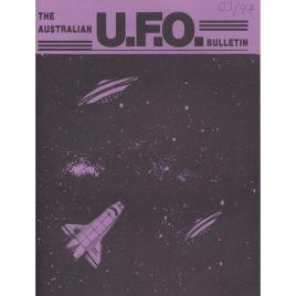 Australian U.F.O. Bulletin (1997-2005)