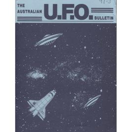 Australian U.F.O. Bulletin (1991-1996)