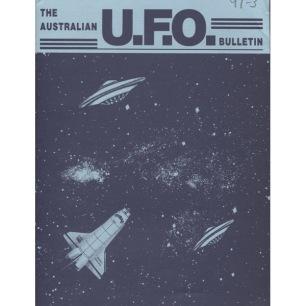 Australian U.F.O. Bulletin (1991-1996) - 1991 Mar