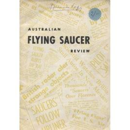 Australian Flying Saucer  Review (1960-1983)