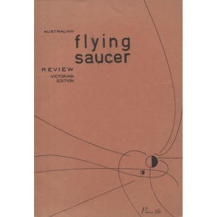 Australian Flying Saucer  Review (1960-1983) - 1964 No 2