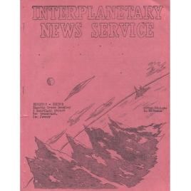 Interplanetary News Service (1965?)