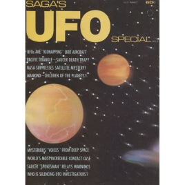 SAGA UFO Special/Annuals and Others (1971-1982)