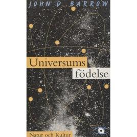 Barrow, John D.: Universums födelse