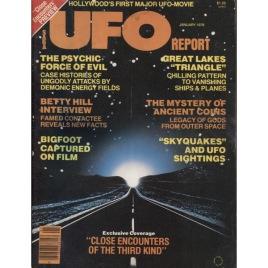 UFO Report (1978-1981)