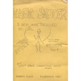 Magic Saucer (1980-1982)