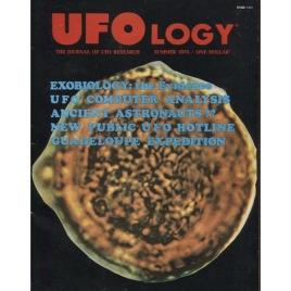UFOLOGY (D. W. Hauck, 1976)