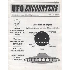 UFO Encounters (U.S.1993-1995)