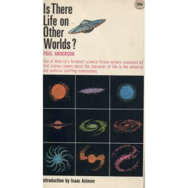 Anderson, Poul: Is there life on other worlds? (Pb)