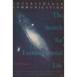 Cameron, A.G.W. (ed.): Interstellar communication. A collection of reprints and original contributions (Sc)