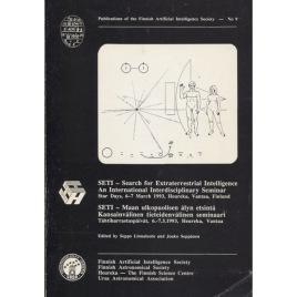 Linnaluoto, Seppo & Seppänen, Jouko (editors): SETI - Search for Extraterrestrial Intelligence an international interdisciplinary seminar (Sc)