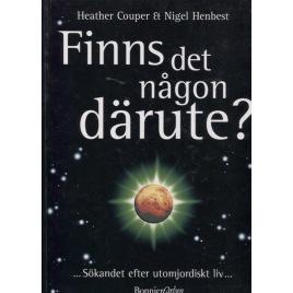 Couper, Heather & Henbest, Nigel: Finns det någon därute? [Orig. Is anybody out there]