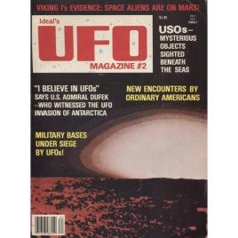Ideal's UFO Magazine (1978-1981)