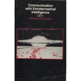 Sagan, Carl (ed.): Communication with extraterrestrial intelligence (CETI) (Sc)