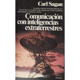 Sagan, Carl (ed.): Comunicación con inteligencias extraterrestres [Orig. Communication with extraterrestrial intelligence CETI] (Sc)