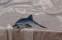 Delfin m Pip-Ljud 12 cm