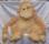 Orangutang ca 60 cm