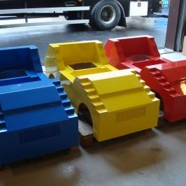 Legoland-bil