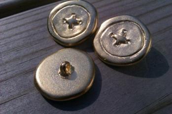 Guldpeng-knapp -
