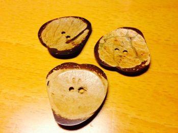 Hjärtformade i kokos -