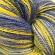 Handfärgat lace-garn 800m