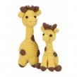 Virkset, Girafferna Julia & Lotta