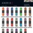 Nya färger! Pro Lana Joker 8 color